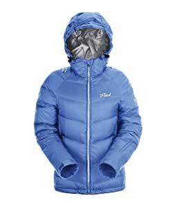 Head Women's Fortune Down Jacket Winter Sportswear - Violet/White, XX-Large