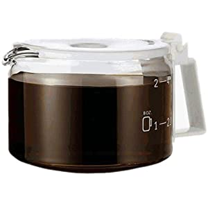 Braun Coffee Maker Replacement Carafe 12 Cup : Braun Coffee Maker Carafe Decanter 4 cup