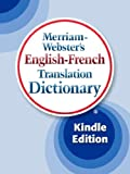 img - for Merriam-Webster's English-French Translation Dictionary (French Edition) book / textbook / text book