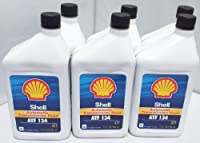 Shell ATF 134 Mercedes Benz Transmission Fluid 236.14 236.12 x6 QT (1/2 Case) from Shell