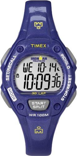 Timex Damen-Armbanduhr XS Sport Digital Quarz Plastik T5K687