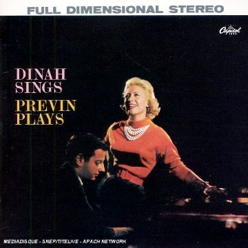 Dinah Shore - Dinah Sings, Previn Plays - Zortam Music