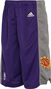 Phoenix Suns Youth Replica Road Short by adidas