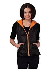 Yepme Women's Multi-Coloured Polyester Jacket-YPMJACKT5028_XL