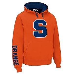 Syracuse Orangemen Icon Pullover Hoodie by E5