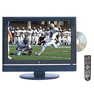 Pyle Home PTC20LD 19-Inch Flat Panel LCD HDTV with Built-In DVD Player