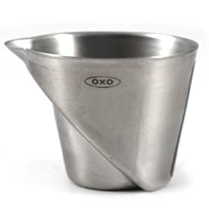Oxo Good Grips Mini Stainless Steel Angled Measuring Cup
