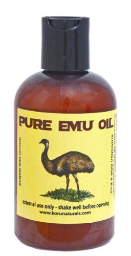 Emu Oil Pure Premium Golden - Powerful Skin and