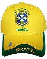 World Cup Soccer Brazil Mesh Cap