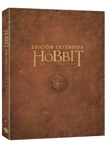 El Hobbit: Un Viaje Inesperado - Edición Extendida [DVD]