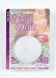 Compac Facial Scrubber (Pack Of 144)