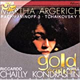 Rachmaninov : Concerto pour piano n° 3 - Tchaikovski :  Concerto pour piano n° 1