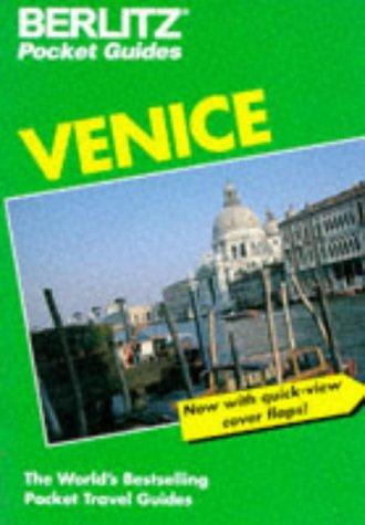 Berlitz Venice (Berlitz Pocket Guides)