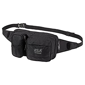 Jack Wolfskin Upgrade hip bag black 2014 side bag