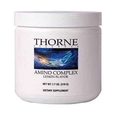 Thorne Research, Amino Complex, au citron, 7,7 oz
