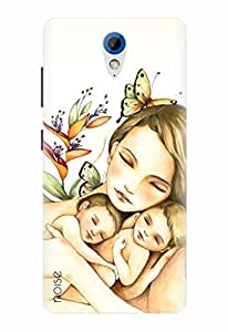 Noise Designer Printed Case / Cover for HTC Desire 620G / Personalities / Mother Of Twins Design