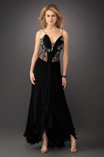 Sexy prom dress woman la femme