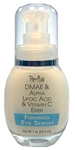 Reviva Firming Eye Serum Alpha Lipoic Acid 1 Oz