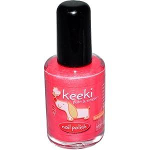 Keeki Pure & Simple - Nail Polish Cotton Candy - 0.5 oz. by Keeki Pure & Simple