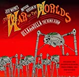 Jeff Wayne War of the Worlds: ULLAdubULLA The Remix Album [MINIDISC]