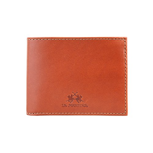 la-martina-mens-leather-wallet-with-stitch-detail-one-size-dark-tan
