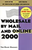 Wholesale by Mail and Online 2000