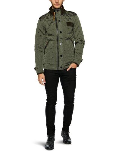 Gio Goi Jarber 3 Men's Jacket Dark Olive Medium