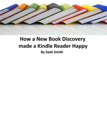 How a New Book Discovery made a Kindle Reader HAPPY