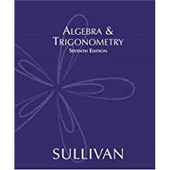 Algebra & Trigonometry (7th Edition)
