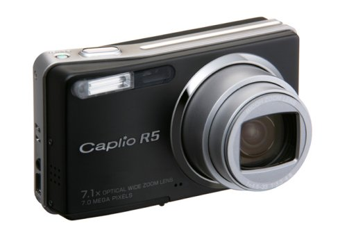 RICOH デジタルカメラ Caplio (キャプリオ) R5 ブラック Caplio R5 (BK)