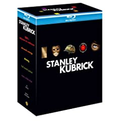 The Stanley Kubrick Collection (5 Discs - exklusiv bei Amazon.de) [Blu-ray]