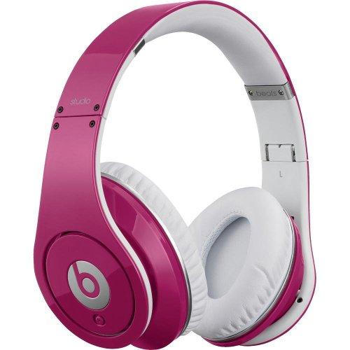 Beats Studio OverEar Headphones (Pink)