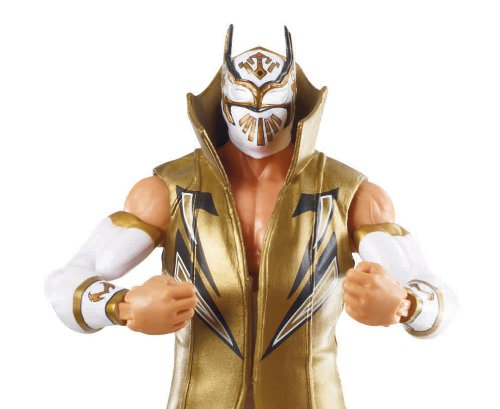 Imagen de WWE Collector Elite Series 18 Sin Cara figura