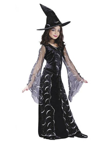 Kids-Costume Child Celestial Sorceress Small Halloween Costume