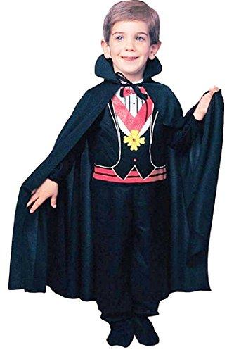 """Forum 27"""" Child Costume Cape, Black"""