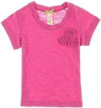 Downeast Girl Girls 2-6X Mini Rose Tee