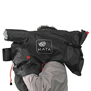 Kata KT PL-VA-801-10 Video Rain Cover for Medium Size Broadcast Camcorder; manu. price = $139.88
