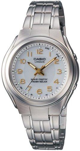 CASIO (カシオ) 腕時計 LINEAGE リニエージ ソーラー電波時計 LIW-011DJ-7AJF