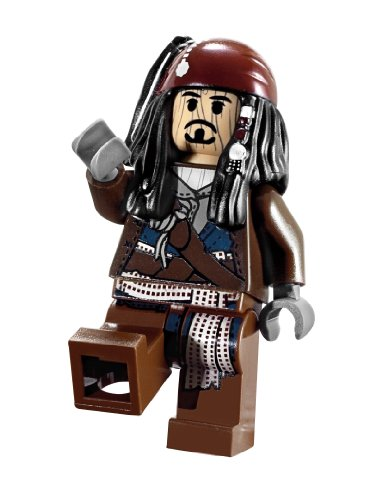 LEGO Pirates of The Caribbean minifigure