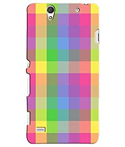 Citydreamz back Cover for Sony Xperia C4 Dual Sim