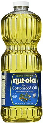 Nut Ola Cottonseed Oil, 48 oz