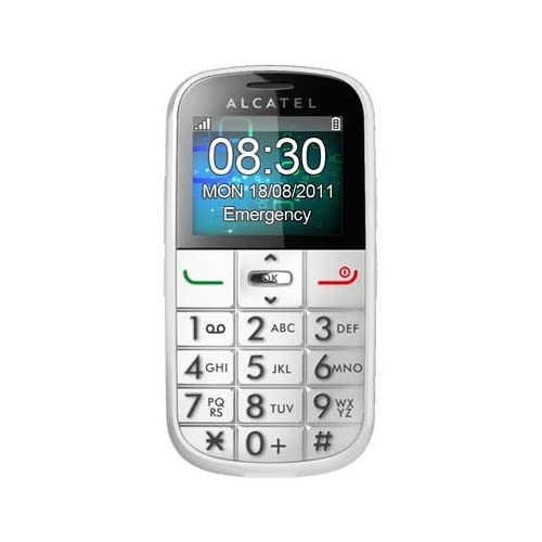 Tlphone GSM ALCATELOT282BLANC