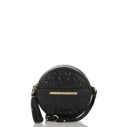 Belle Crossbody<br>Black Melbourne