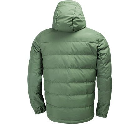 044212914212 - Merrell Men's Ice Attack Parka, Small, Chive carousel main 1