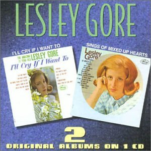 LESLEY GORE - Sings Of Mixed Up Hearts - Zortam Music