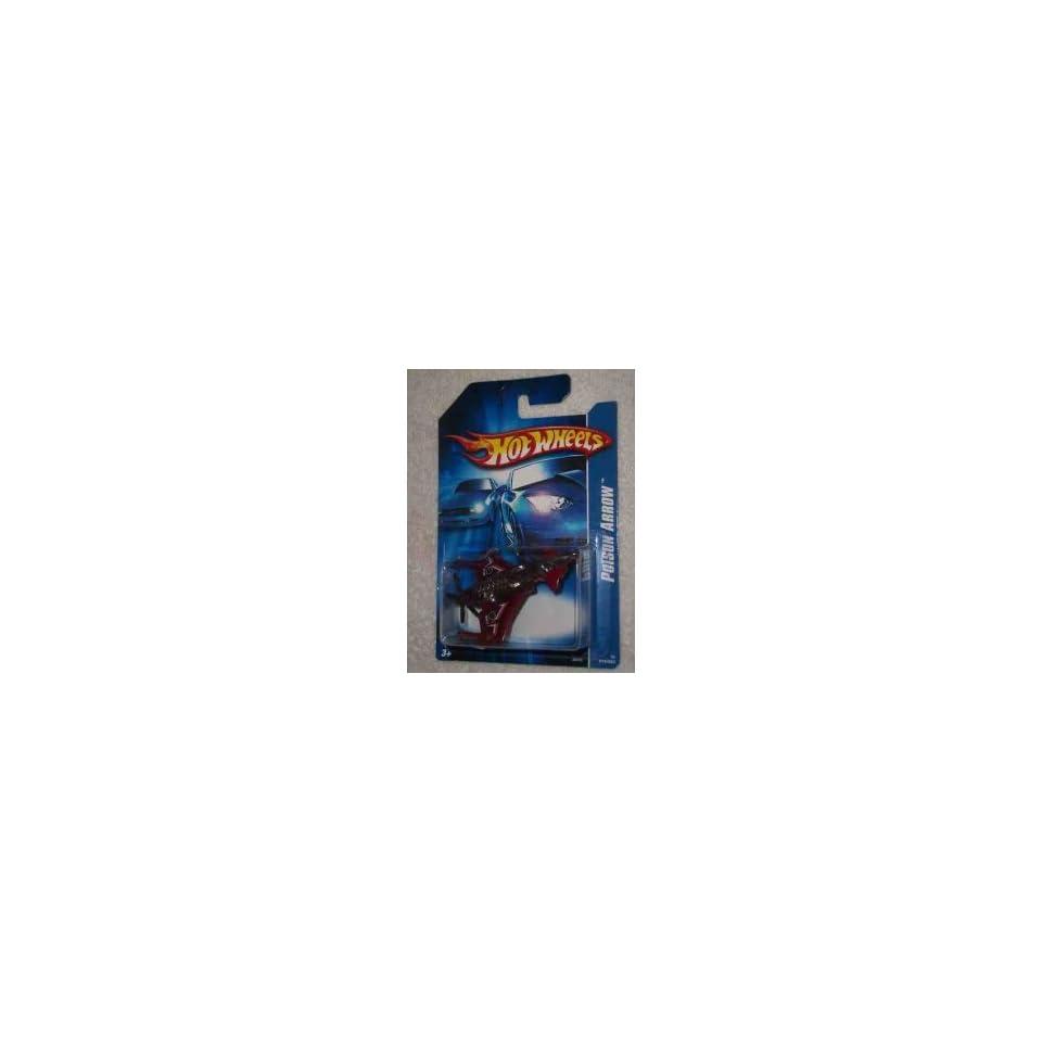 #2006 214 Poison Arrow 07 Card Collectible Collector Car Mattel Hot Wheels