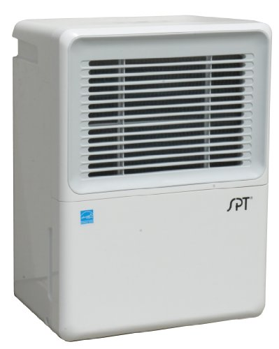 Dehumidifier Lowes: SPT SD-52PE: 50 Pints Energy-Star