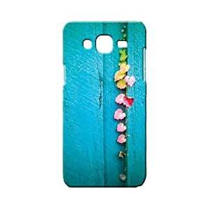 BLUEDIO Designer 3D Printed Back case cover for Samsung Galaxy A3 - G6949