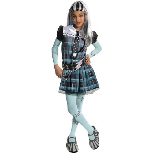 Deluxe Frankie Stein Costume - Medium