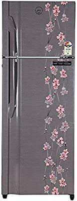 Godrej RT-Eon-350-P-3.4 Frost-free Double-door Refrigerator (350 Ltrs, 4 Star Rating, Silver Meadow)